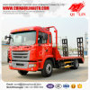 Dovere centrale di JAC 4X2 7 tonnellate del carico utile di camion basso della base