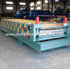 Double Layer Color Steel Roof Panel Cold Roll Forming Machine