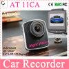Full original HD1080p Car DVR/Black Box de At11ca Mini DV DVR Car Sport Recorder com visão noturna G-Sensor