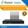 Yeastar 8 puertos GSM SMS de la tarjeta SIM GSM VoIP Gateway (NeoGate TG800).