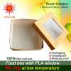 2013 [كك بوإكس/] طعام صندوق مع نافذة ([ك135-د])