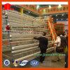 De automatische Halfautomatische Kooien van het Gevogelte voor het Huis van het Landbouwbedrijf van de Vogels van de Kip