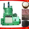 Semillas de soja de maní de girasol aceite de cocina que hace la máquina
