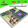 Fabrik 2014 Price Commercial Indoor Trampoline Park Equipment (14-3532C)