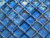 Mattonelle poco costose Mosaico-Interne di vetro della piscina di colore blu T08