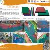 Parque Infantil exterior mosaico de borracha para crianças
