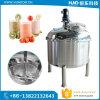 Tanque de mistura com depósito de mistura de líquidos em aço inoxidável com camisa de aquecimento