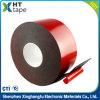 高品質の付着力の二重味方されたPEの泡テープ