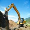 Excavatrice à piles de chenille d'excavatrice de roue d'excavatrice