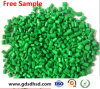 Riempitore Masterbatch di colore verde usato per trafilatura