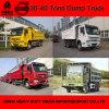 5.6m Sinotruk HOWO 6X4 Speicherauszug/Lastkraftwagen mit Kippvorrichtung