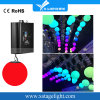 Kinetische Farben-Aufzug-Kugel des Systems-LED DMX