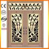 Las ventas calientes diseñan puertas principales coloridas de la seguridad de la puerta del acero inoxidable