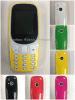 Téléphone 1.77 arrière de barre de l'appareil-photo 2SIM du mini téléphone cellulaire New3310