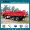 Camion à benne basculante de Sinotruk 8X4 HOWO 12-Wheel de l'euro 4 de camions à benne basculante