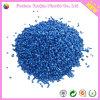 Masterbatch azul marino con la materia prima plástica