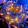 Lumières en caoutchouc imperméables à l'eau de chaîne de caractères de Noël du fil IP65 d'utilisation extérieure