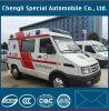 Iveco затаврит 4X2 передвижной машиной скорой помощи стационара 911