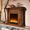 セリウム(328)が付いているヨーロッパ式の彫刻のホテルの家具の電気暖炉