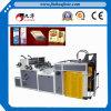 Machine de laminage automatique de revêtement de sol soluble dans l'eau