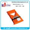 Desportos de Água Marinha túnica de cor-de-laranja