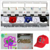 Wonyoは6つのヘッド帽子の刺繍機械、10のタッチ画面の最もよい価格のTシャツの刺繍機械をコンピュータ化した