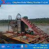沖積Kedaのサプライチェーンのバケツの金の浚渫船