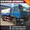 중국 새로운 상표 12cbm 물 물뿌리개 차 물 살포 유조 트럭