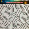 기하학적인 인쇄를 가진 폴리에스테 자카드 직물 직물