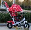 1台の子供の三輪車に付き安く4台はTrikeの赤ん坊の三輪車をからかう