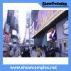 Écran polychrome extérieur d'Afficheur LED pour la publicité avec le panneau mince (pH8)
