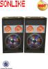 Der bester Preiskleine 2.0 Woofer-Lautsprecher mit LED-Licht