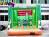 子供のためのスライドが付いている卸し売り安く膨脹可能なコンボの警備員の跳躍の城