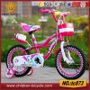 Велосипед детей 2016 популярный красный цвет 16  или 20  с стальной оправой