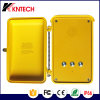 Telefono resistente all'intemperie impermeabile della manopola automatica del telefono senza fili di obbligazione domestica