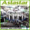 Automatische Flaschen-Konzentrat-Saft Rinser Einfüllstutzen-Mützenmacher-Maschinen-füllende Zeile