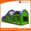 De Opblaasbare Fabrikant van China/het Opblaasbare Kasteel van het Stuk speelgoed/het Springen/de Cursus van de Hindernis