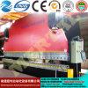 Гидровлическая гибочная машина металлического листа с системой CNC