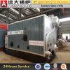 Caldeira de vapor despedida biomassa da série do SZL para a fábrica industrial do alimento