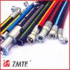 Fabrication en caoutchouc hydraulique flexible de boyau et d'ajustage de précision de SAE R9