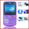 Qwerty мобильный телефон K38 TV кнопочной панели