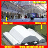 Tenda della tenda foranea del tetto del poligono del PVC dell'alluminio 2018 per l'ospite di Seater della gente di evento 500