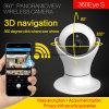 360eyesパノラマ式CMOSのインターネットIRの長距離WiFiのカメラ