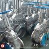 Válvula de válvula de porão de aço fundido 600 da API