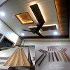 панель стены потолка PVC панели PVC слоения 8*250mm для стены ванной комнаты