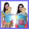 Vorderer u. rückseitiger Baby-Träger-Säuglingsbequemlichkeit-Rucksack-Riemen-Verpackungs-Gurt