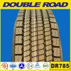 El camino doble más barato al por mayor califica 215 75 17.5 la talla 215/75r17.5 (DR785) del neumático ligero del carro