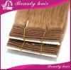 Пачки волос бразильских волос девственницы прямые 4 прямых бразильских связывают волос выдвижений человеческих волос 100g/PC бразильские прямые