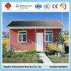 Modulaire / Mobile / Prefab / Structure préfabriquée en acier Maison pour la vie privée