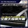Pellicola protettiva dell'alto tetto nero lucido dell'automobile, pellicola del vinile dell'involucro dell'automobile, pellicola del tetto dell'automobile per lo spostamento dei 3 strati